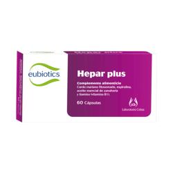 EUBIOTICS HEPAR PLUS 60 CAPSULAS