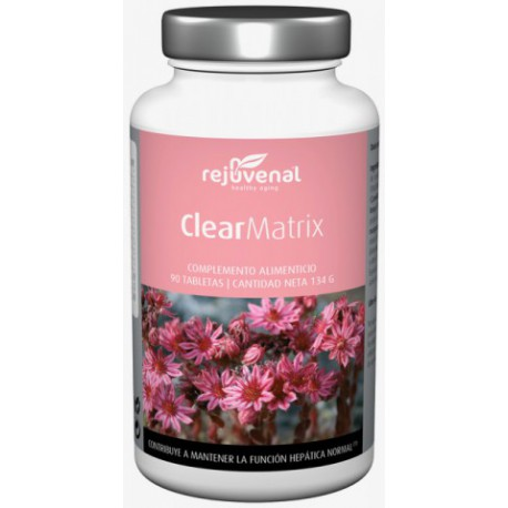 REJUVENAL CLEARMATRIX 90 COMPRIMIDOS