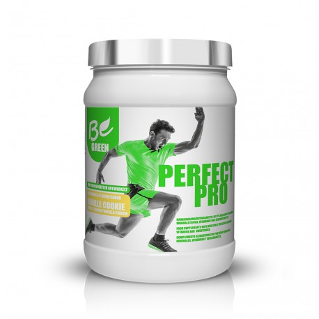 BE GREEN PERFECT PRO 1000G VAINILLA COOKIE