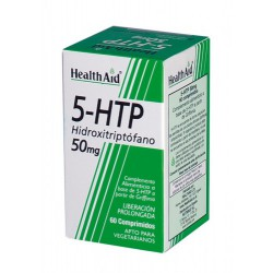 HEALTH AID 5-HTP 50MG 60 COMP