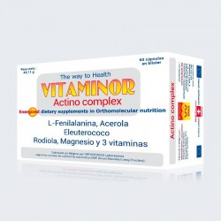 VITAMINOR ACTINO COMPLEX 60 CAPS