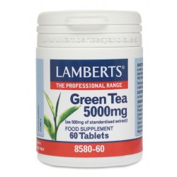 LAMBERTS GREEN TEA (TE VERDE) 60 COMP