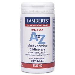 LAMBERTS A-Z MULTI 60 TAB