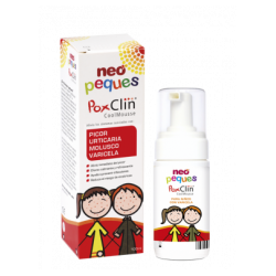 NEO PEQUES POXCLIN COOL MOUSSE 100ML