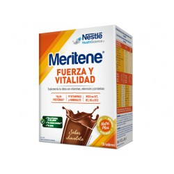 MERITENE CHOCOLATE 15 SOBRES