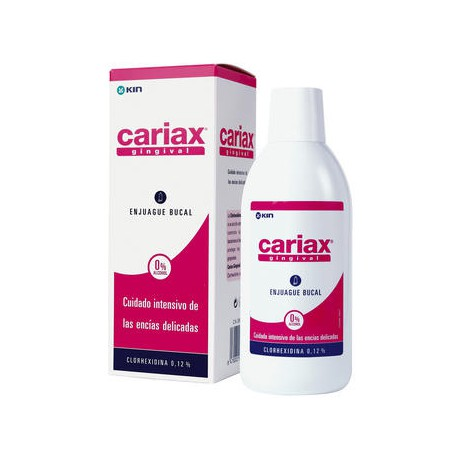 CARIAX GINGIVAL COLUTORIO 500ML
