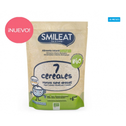 SMILEAT PAPILLA 7 CEREALES +6 MESES 200G