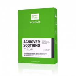 MARTIDERM ACNIOVER SOOTHING MASK 10 UDS