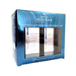 NEOSTRATA PACK NOCHE Y DÍA: MATRIX SUPPORT SPF30 + CELLULAR SERUM FIRMING BOOSTER