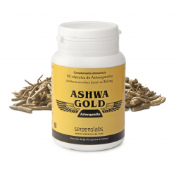 SERPENS ASHWA GOLD 90 CAPSULAS