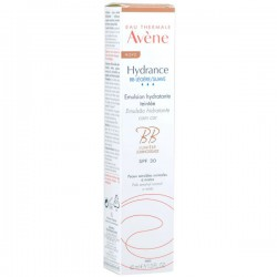 AVENE HYDRANCE BB LIGERA EMULSION HIDRATANTE SPF30 CON COLOR 40ML