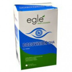 EGLE DOCOVISION DHA 60 CAPSULAS