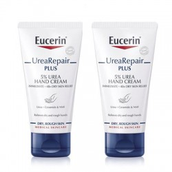 EUCERIN UREA REPAIR PLUS CREMA MANOS DUPLO 2X75ML