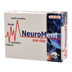 ESPADIET NEUROMENT ONE DAY 30 CAPSULAS