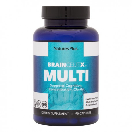 NATURE'S PLUS BRAINCEUTIX MULTI 90 CAPSULAS