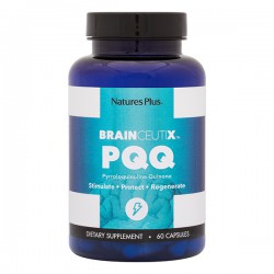 NATURE'S PLUS BRAINCEUTIX PQQ 60 CAPSULAS