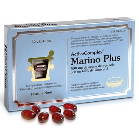 ACTIVECOMPLEX MARINO PLUS 60 CAPSULAS