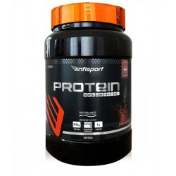 INFISPORT PROTEIN SECUENCIAL CHOCOLATE 1KG