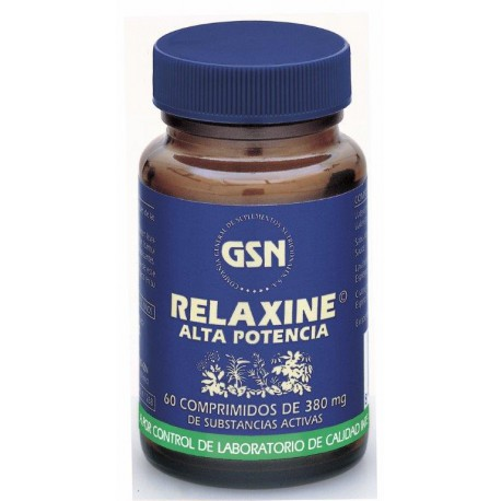 GSN RELAXINE 60 COMPRIMIDOS