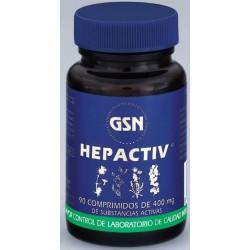 GSN HEPACTIV 90 COMPRIMIDOS