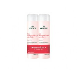 NUXE AGUA MOUSSE MICELAR 2X150ML