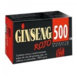 GINSENG ROJO CN 500MG 50 CAPSULAS