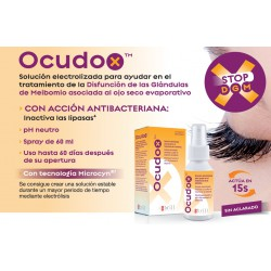 OCUDOX SPRAY OFTÁLMICO 60ML