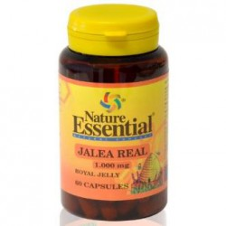 NATURE ESSENTIEL JALEA REAL 1000MG 60 CAPSULAS