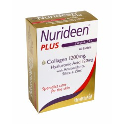 NUTRINAT HEALTH AID NURIDEEN PLUS 60 TABLETAS