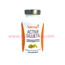 SALENGEI ACTIVE SILUETA 60 CAPS
