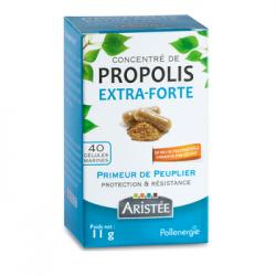 ARISTEE PROPOLEO EXTRAFUERTE ALAMO 40 CAPSULAS