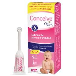 Sasmar Conceive Plus lubricante fertilidad 8 monodosis