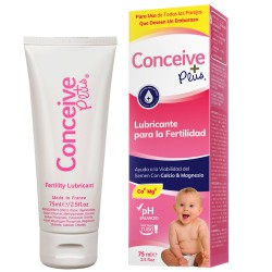 Sasmar Conceive Plus Lubricante Fertilidad 75ml