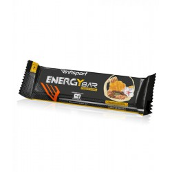 INFISPORT BARRITA ENERGY BAR CHOCOLATE BLANCO 40G
