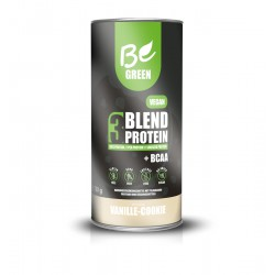 BE GREEN 3-BLEND PROTEIN VAINILLA COOKIE 700GRS