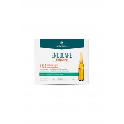 ENDOCARE RADIANCE C OIL-FREE 30 AMPOLLAS