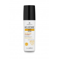 HELIOCARE 360 COLOR GEL OIL-FREE SPF-50+ BEIGE 50ML