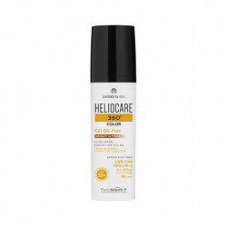 HELIOCARE 360 COLOR GEL OIL-FREE BRONZE INTENSE 50ML