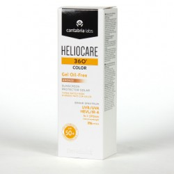 HELIOCARE 360 COLOR GEL OIL-FREE SPF-50+ BRONZE 50ML