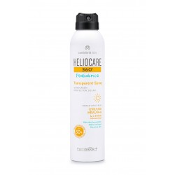 HELIOCARE 360º SPF50+ PEDIATRICS SPRAY TRANSPARENTE 200ML