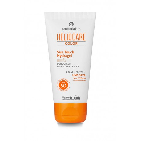 HELIOCARE SPF50 COLOR TOQUE DE SOL 50 ML