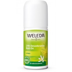WELEDA DESODORANTE ROLL-ON CITRUS 50ML
