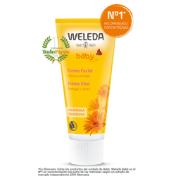 WELEDA CREMA BEBE FACIAL 50 ML