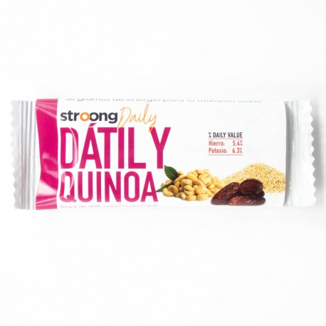 STROONG DAILY DATIL Y QUINOA BARRITA 30G