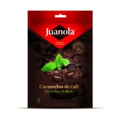 JUANOLA CARAMELOS CAFE SABOR MENTA 45G