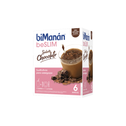 BIMANAN BESLIM SUSTITUTIVO BATIDO CHOCOLATE 6 SO