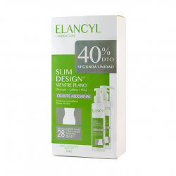 ELANCYL SLIM DESIGN VIENTRE PLANO DUPLO 2X150ML