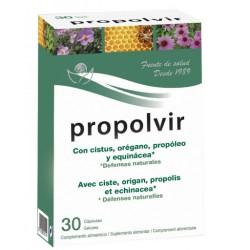 BIOSERUM PROPOLVIR 30 COMPRIMIDOS