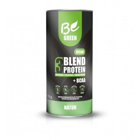 BE GREEN 3-BLEND PROTEIN NATUR +SABOR NEUTRO 700GS