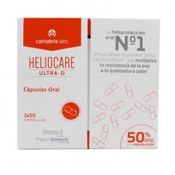 HELIOCARE ULTRA-D DUPLO 2X30 CAPSULAS